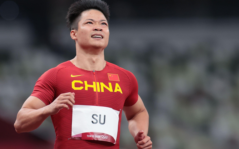 9.98秒!东京奥运会男子百米决赛苏炳添第6名